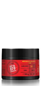 Red Flowers Máscara de Tratamento Revitalizante 300g Widi Care