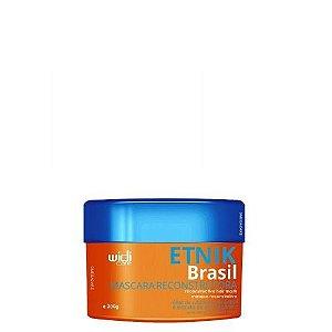Máscara Reconstrutora Etnik Brasil Widi Care 300g