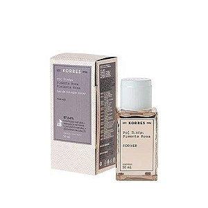 Perfume Pimenta Rosa Eau de  Cologne 50 ml Korres