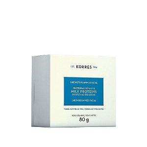 Sabonete de limpeza facial Milk Proteins 80g