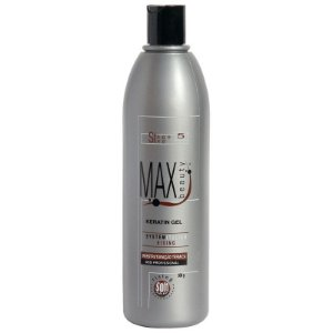 Queratina Gel Soft Hair Max Beauty 500g