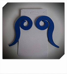 Brinco Curva Azul