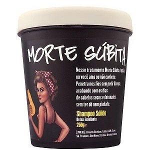 Morte Súbita Shampoo Sólido Detox 250g