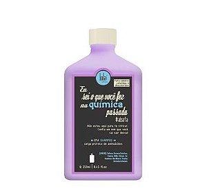 Shampoo Eu sei o que você fez na química passada  CPA 250ml
