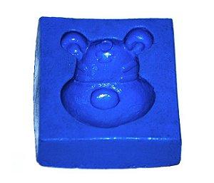 Forma de fazer sabonete e velas - Rato 3x5