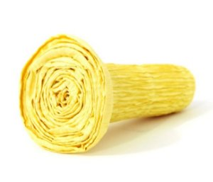 Rococó de Crepom - Amarelo