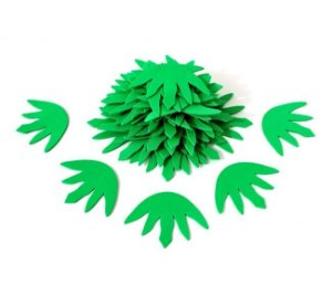Sépala P - verde