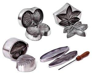 Kit Frisadores - Orquídeas