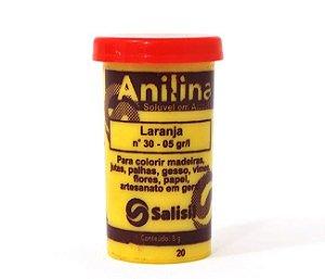 Anilina - Laranja nº 30 - 05gr/l