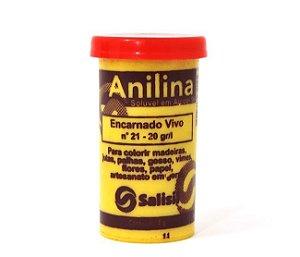 Anilina - Encarnado Vivo nº 21 - 20 gr/l
