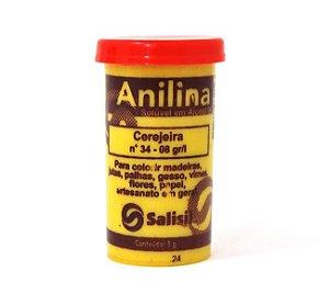 Anilina - Cerejeira nº 34 - 08 gr/l
