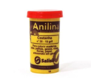 Anilina - Castanho nº 28 - 15 gr/l