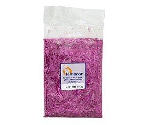 Glitter Lantecores - Pink 100g