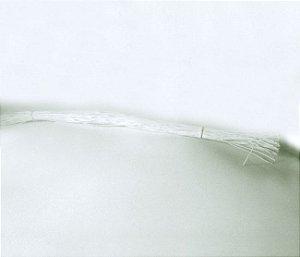 Pacote Arame Encapado nº23 / Branco 50cm