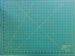 BASE DE CORTE 45X60 VERDE (17602)
