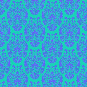 Tecido Pashui digital 100% algodão