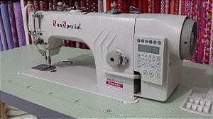 Máquina Sun Special Reta Eletrônica 220v