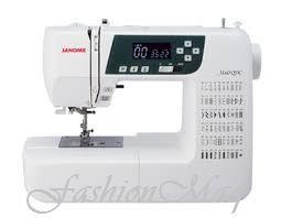 Máquina Janome de Costura 3160QDC
