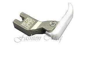 Calcador Ziper Reta Industrial Teflon