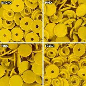 Botão Ritas, Amarelo Ouro (cx c/ 200un)