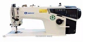 Máquina Sansei Reta Eletronica Q4 220v