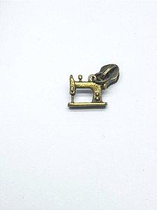 Cursor de Zíper nº 5 Máquininha ouro velho