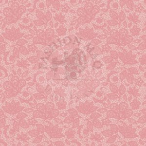 TECIDO FABRICART RENDA ROSA BEBE ROTATIVO 100% algodão