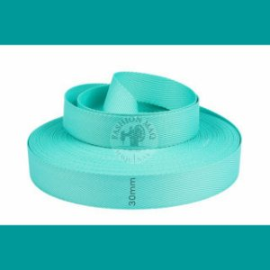 ALÇA CHIC POLIÉSTER 30MM TIFFANY