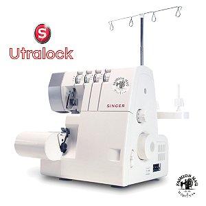 Máquina de Costura Overloque Singer Ultralock 14SH754 - Branca