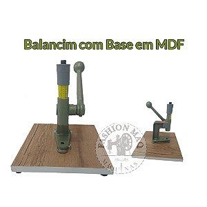 BALANCIM CARDENAS 100 COM BASE EM MDF
