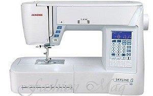 Máquina Janome de Costura Skyline S5
