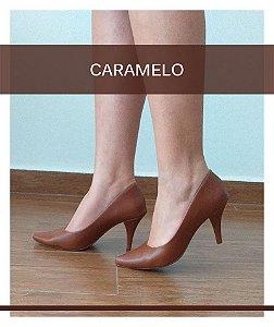 SCARPIN CARAMELO
