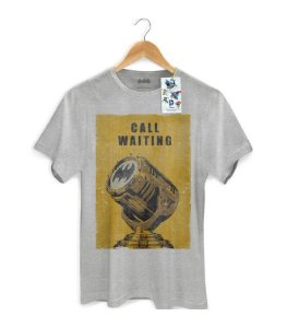 Camisa Oficial do Batman - Call Waiting