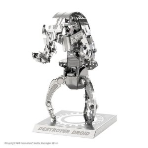 DESTROYER DROID - 3D METAL MODEL KIT - STAR WARS