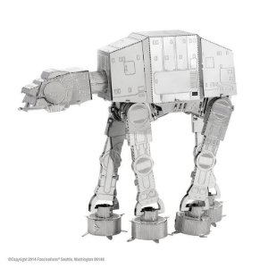 AT-AT - 3D METAL MODEL KIT - STAR WARS