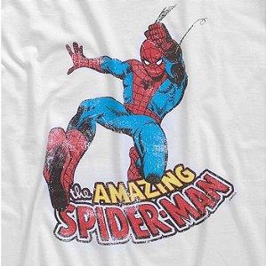 Camiseta Homem Aranha Ataque