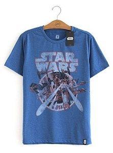 Camiseta Star Wars Space Battle