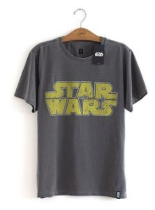 Camiseta Star Wars Logo