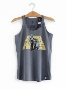 Camiseta Star Wars Droids