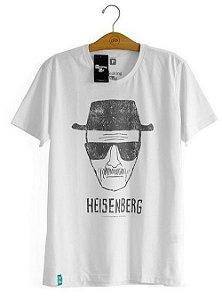 Camiseta Heisenberg Desenho