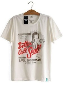 Camiseta Better Call Saul! Breaking Bad
