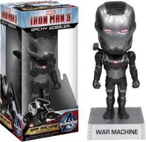 WAR MACHINE - IRON MAN 03 - FUNKO WACKY WOBBLER