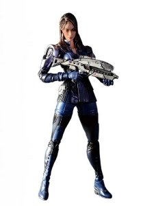 Ashley - Mass Effect 3 - Play Arts Kai