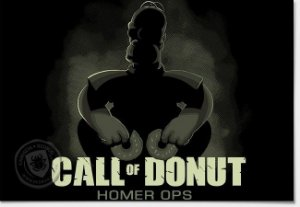 Camisa Call of Donut
