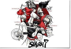 Camisa Samurai 7