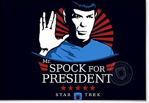 Camisa Spock