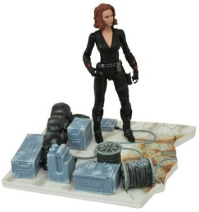 Black Widow Avengers - Age of Ultron - Marvel Select