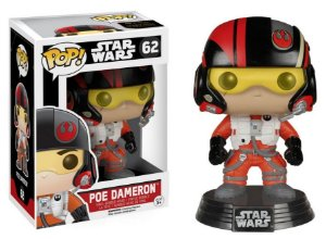 POE DAMERON - STAR WARS VII - FUNKO POP