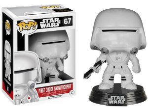 FIRST ORDER SNOWTROOPER - STAR WARS VII - FUNKO POP