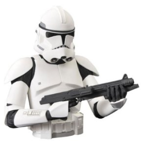 CLONE TROOPER - STAR WARS - COFRE